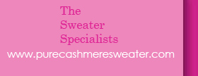 Cashmere Sweaters from Nepal